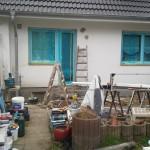 WDVS, EFH, in Kiel vorher (2)